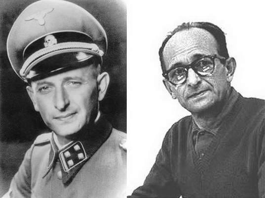 Adolf Eichmann Family