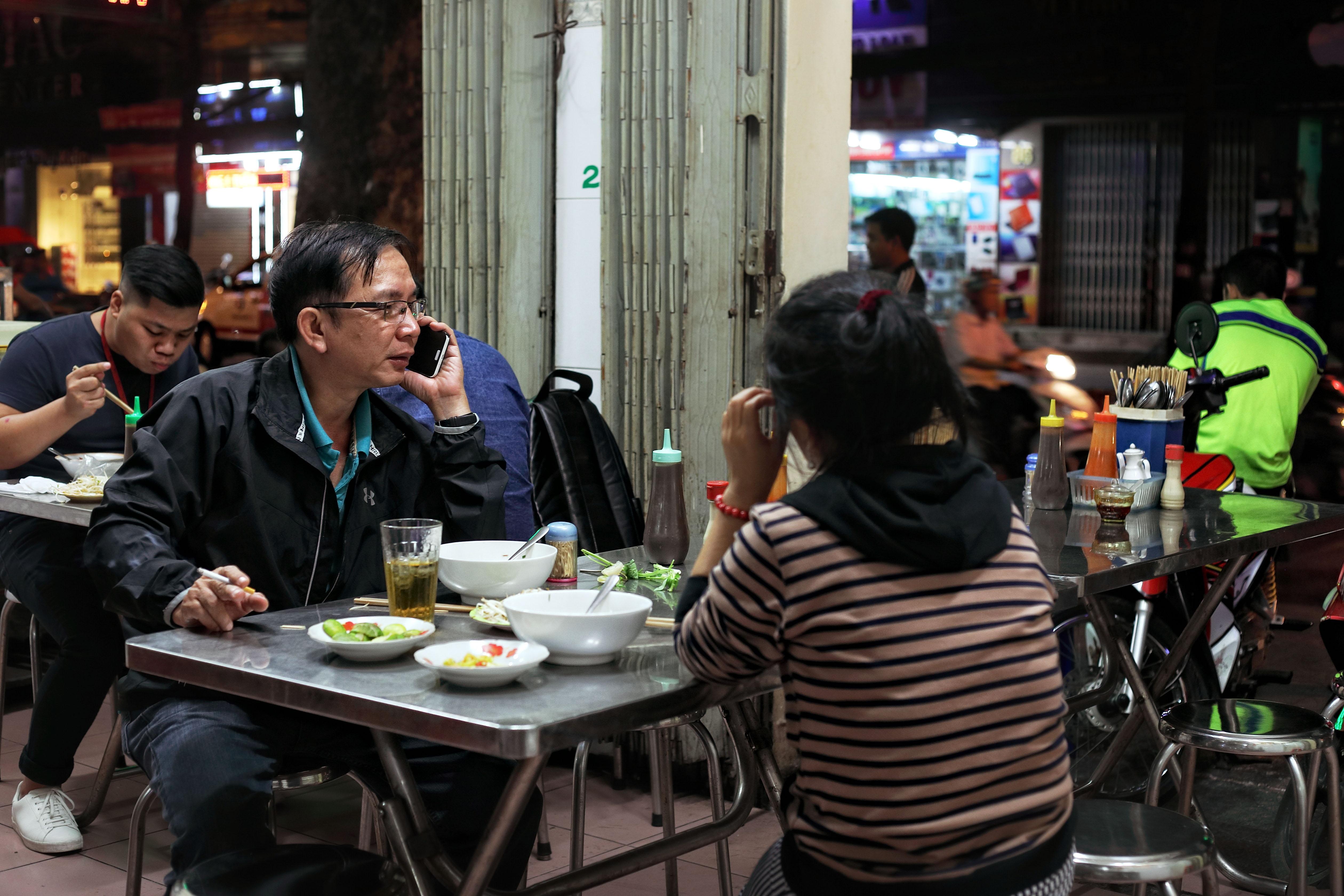 베트남 여행! 호치민 쌀국수 맛집! 포홍반(PHO HONG VAN) 1.jpg