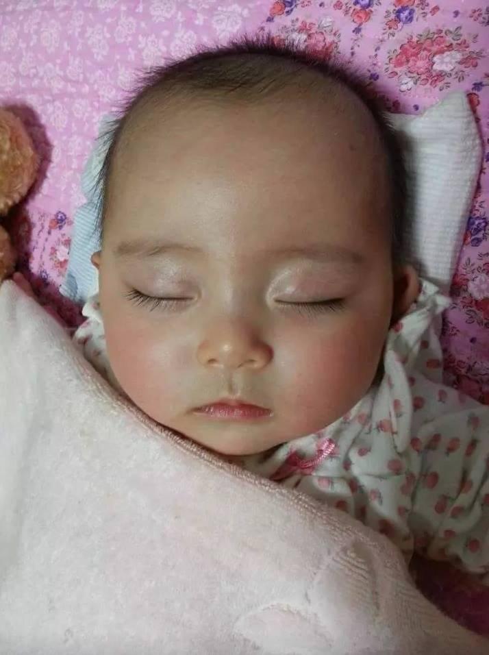 태어날 때부터 미모 완성